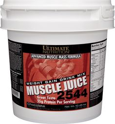 Ultimate Nutrition - MUSCLE JUCE 2544 GAINER 6000G