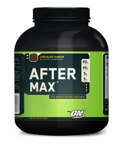 Post-Workout Supplement Review | After Max by Optimum Nutrition