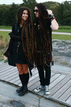 dreads for dayss