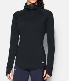 Women's UA Threadborne Balaclava, Black , zoomed image Womens Workout Outfits, Sporty Outfits, Athletic Outfits, Athletic Wear, Trendy Outfits, Athletic Clothes, Sport Fashion, Fitness Fashion, Moda Fitness