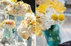 yellow and tiffany blue wedding - Bing Images