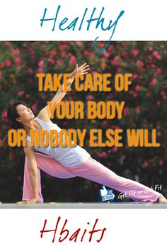 To live a Healthy life is a Habit. The BEST Habit you could ever take.