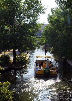 Oklahoma City - Canal à Bricktown