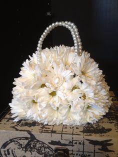 Flower girl purse...love!