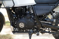 Royal Enfield Himalayan engine unveiled