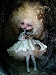 Art doll by Julien Martinez