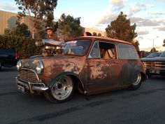 Blown rat Mini