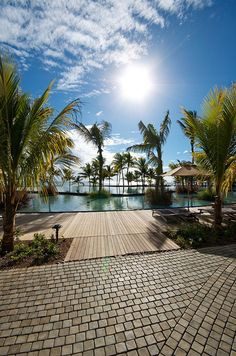 Mauritius-this is where we stayed on my honeymoon <3
