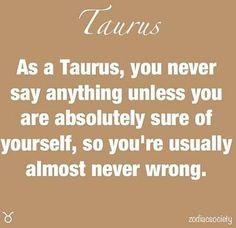 Taurus' are the best. Taurus Bull, Taurus Traits, Astrology Taurus, Taurus Love, Zodiac Signs Taurus, Taurus Man, Taurus And Gemini, My Zodiac Sign, Zodiac Facts