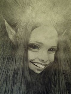 Tinkerbell by Brian Froud
