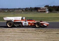 1972 Mario Andretti, Scuderia Ferrari, Ferrari 312B2