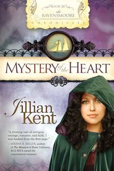 Mystery of the Heart by Jillian Kent - Lord Eden is intrigued when he discovers Lady Mercy Grayson's secret, but how can he hope to gain her heart when he is forced to betray her?