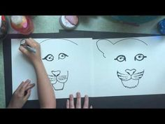 Tiger Draw Along - YouTube