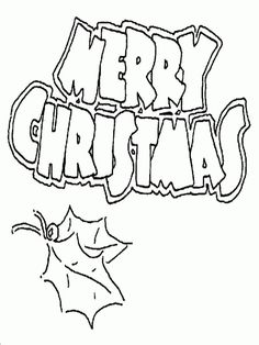 Merry Christmas Printable Coloring Pages Christmas Coloring Pages to Print by Design Kids Merry Christmas Printable, Christmas Coloring Sheets, Printable Christmas Coloring Pages, Free Christmas Printables, Christmas Cards, Disney Christmas, Christmas 2015, Fall Coloring Pages, Disney Coloring Pages