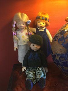 Elisabeth Pongratz dolls
