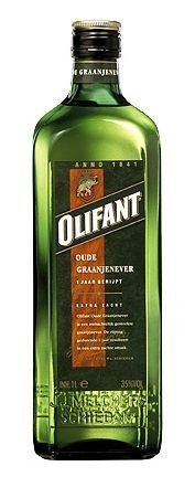 Olifant Oude graanjenever