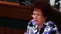 The next time you think it is a waste of time to vote remember that while the people that can make a difference in getting good jobs to your community should be discussing that, there are loony toons like Silvia Allen that would rather talk about making you go to church. Senator: Church attendance should be mandatory - CNN Video
