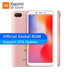 Cheap Cellphones, Buy Quality Cellphones & Telecommunications Directly from China Suppliers:Global Version Xiaomi Redmi 6 Mobile Phone Helio Octa Core CPU Alibaba Group, Mobile Phones, Cameras, Core, The Originals, Mobiles, Camera, Still Camera