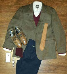 Vintage look in Men's Fashion
