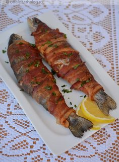 Bacon, Jacque Pepin, Fish Soup, Good Food, Yummy Food, Cooking Recipes, Healthy Recipes, Hungarian Recipes, Fish Dishes