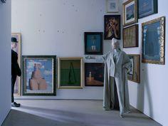 Tilda Swinton: The Surreal World - Tilda Swinton at the de Menil Collection.