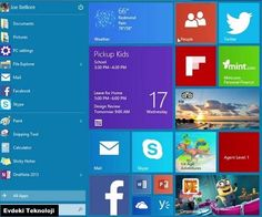 Microsoft Windows 10 Duyurusunu Yaptı