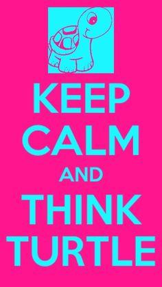 Think Sea Turtle!!!