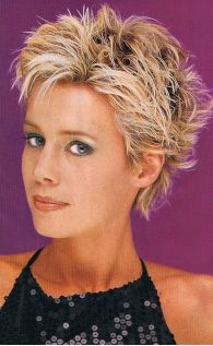 Short Wedge Haircuts For Women | Scene Hairstyles Women: Women Crop Hairstyles Image