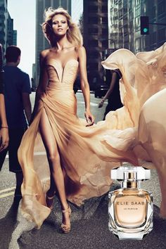if that fragrance is as good at that dress...