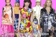 Τάσεις μόδας Άνοιξη/Καλοκαίρι 2018:Όλα τα νέα trends είναι εδώ!