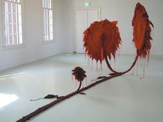 Maria Roosen, Blood Relations (Sunflowers), 2006