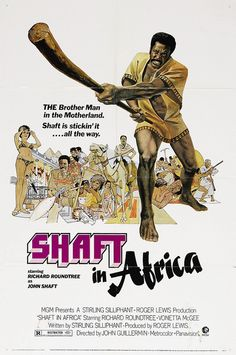 Shaft in Africa  - 1973