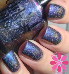 Girly Bits Go And Shake A Tower | Cosmetic Sanctuary  1 mani $10