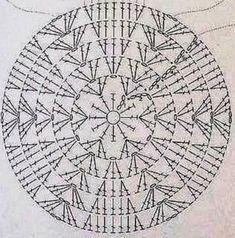 Плетене на квадрат килим с плетене на една кука. Как да вратовръзка мат с плетене на една кука от нишки на един стол? Обикновена плетена килимка