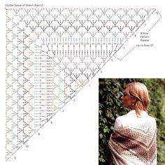 Fotoğraf açıklaması yok. Crochet Cape Pattern, Crochet Shawl Diagram, Filet Crochet Charts, Crochet Shawls And Wraps, Crochet Scarves, Crochet Clothes, Crochet Circle Vest, Crochet Circles, Crochet Butterfly