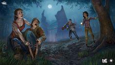 恐怖游戏《黎明杀机》将登陆Steam:1杀手4平民 - http://mag.moe/51577 #DeadByDaylight, #黎明杀机 Behaviour Digital工作室宣布其最新的恐怖游戏《黎明杀机(Dead by Daylight)》将登陆Steam平台,这是一款有关杀手与逃亡者的网游。如游戏的LOGO所示,一名玩家扮演能力强大的杀手来猎杀四名逃亡者。  BD工作室公布了游戏的开发日志来让玩家更好的了解这款游戏,这款游戏的独特�