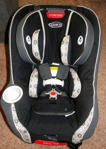 The Size 4Me 65 Convertible Car Seat Helps In Holding Rear Facing Infant Weighing 4