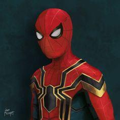 (@jaopicksart) on Instagram: Spoiler alert if you haven't seen Spider-Man: Homecoming yet!