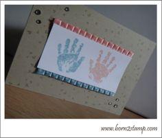 Stampin' UP! Babyglück Confetti