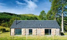 A Lochside Barn Conversion | Homebuilding & Renovating