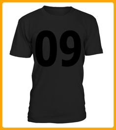 Team letter nine 09 - Tischtennis shirts (*Partner-Link)