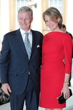 Queen Mathilde of Belgium   15 Insanely Fashionable Royals Who Aren't Kate Middleton