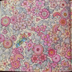 Secret Garden Johanna Basford Clara Ortega Pag15 Flores5