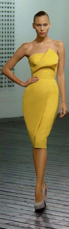 Victoria Beckham #Designer #Dresses: