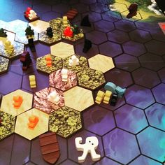 20 awesome board games you may never have heard of - Put down that Monopoly money, cease your Trivial Pursuing. Here are the alternative board games you should really have in your life