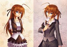 Hairstyle/Anime Girl 13