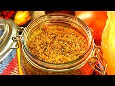 (40) Адыгейская Соль. Домашние Специи. Мамины рецепты - YouTube Georgian Food, Spices And Herbs, Cooking Recipes, Healthy Recipes, Chili, Healthy Eating, Healthy Food, Bbq, Soup