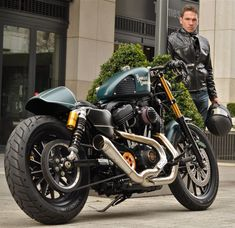 Visit the post for more. #harleydavidsoncustombobber #harleydavidsoncustomsportster #harleydavidsoncustomchopper #harleydavidsoncustomdyna #harleydavidsoncustommotorcycles #harleydavidsoncustomsoftail Bobber, Sportster Cafe Racer, Custom Sportster, Custom Harleys, Custom Bikes, Custom Motorcycles, Cb 750 Cafe Racer, Cafe Racer Bikes, Cafe Racers