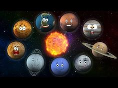 Planet Song | preschool learning - YouTube
