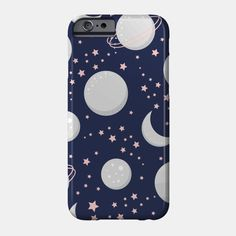 Space, Moon, Stars, Planets, Moonlight - Space - Phone Case | TeePublic.  Enjoy the moonlight with the clear dark sky. Watch the planets, moon, and stars as the night goes on. Sky Watch, Dark Skies, Stars And Moon, Glamping, Moonlight, Planets, Phone Cases, Space, Night